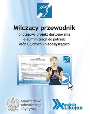 Graficzny link do strony Wersja dla niesłyszących